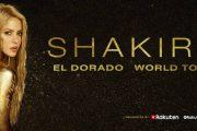 """Shakira """"El Dorado Dünya Turnesi"""" Kapsamında Vodafone Park'ta"""