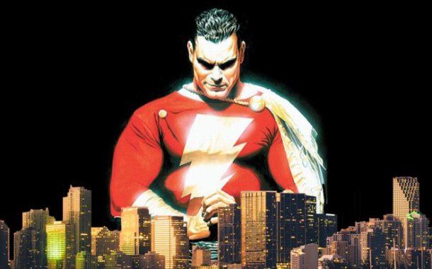 DC'nin Shazam 'i Sonunda Yüzünü Gösterdi!