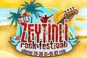 Türk Rock Müziğinin Geçit Töreni Zeytinli Rock Festivali