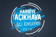 Harbiye Açık Hava Yaz Konserleri - 2018
