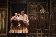Bir Baba Hamlet Oyunu, ENKA Eşref Denizhan Açık Hava Tiyatrosu'nda Sizlerle!