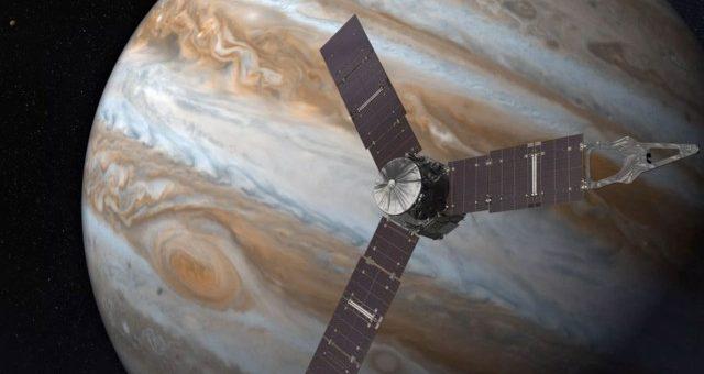 Jüpiter'deki Şimşeklerin Sırrı Çözüldü