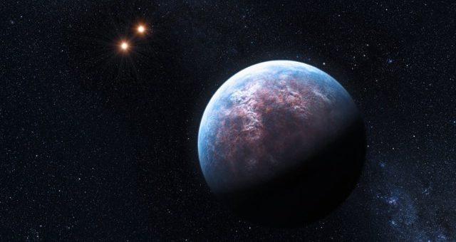 uzayda yaşam