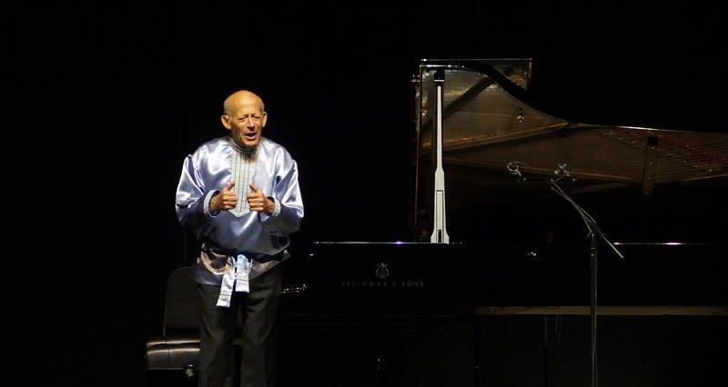 Efsane Piyanist David Helfgott, İlk Kez 360 Derece Sahnede