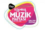 Türkiye'nin İlk Ve Tek Popüler Kültür Festivali: Fizy İstanbul Müzik Haftası