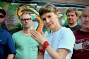 Norveçli Trip-Hop Grubu Flunk, Dorock XL Sahnesinde
