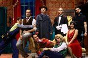 Yoldan Çıkan Oyun Harbiye Cemil Topuzlu Açıkhava Tiyatrosu'nda!