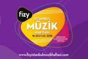 Müzik Dünyasının En Sevilen İsimleri fizy İstanbul Müzik Haftası'nda Buluşuyor