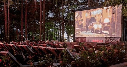 açık hava sinema