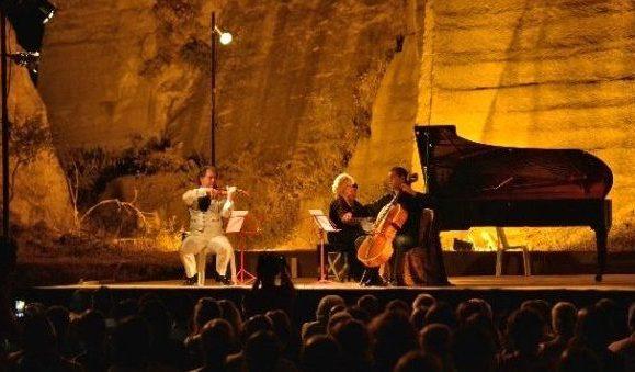 gümüşlük klasik müzik festivali
