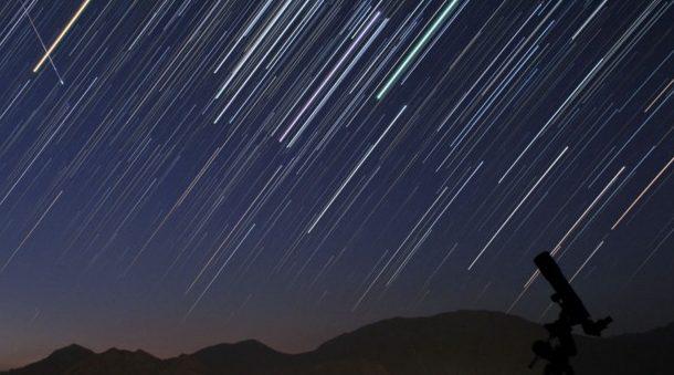 Meteor Yağmuruna Sayılı Günler Kaldı