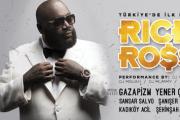Rap Müziğin Dünyaca Ünlü İsmi Rick Ross, 22 Ağustos'ta İlk Kez Türkiye'de!