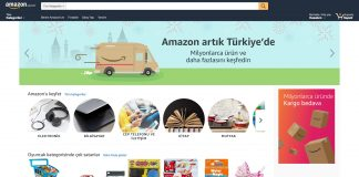 amazon türkiye