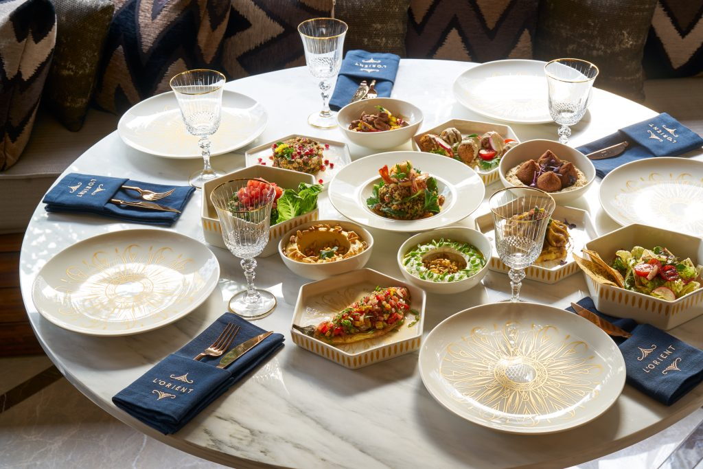 lübnan mutfağı
