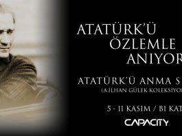 Atatürk'ü Anma Sergisi
